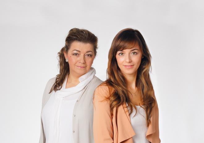 Ingrid Schinagl und Theresa Schinagl