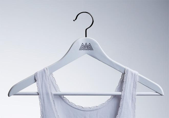 Branding Kleiderbügel