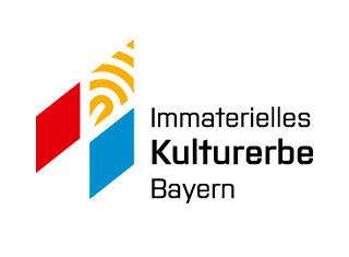 Logogestaltung Immaterielles Kulturerbe Bayern