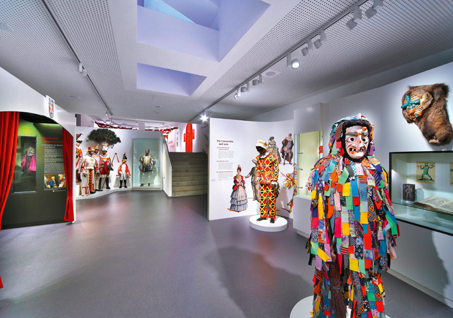 Deutsches FastanchtMuseum Kitzingen Ausstellungsgestaltung